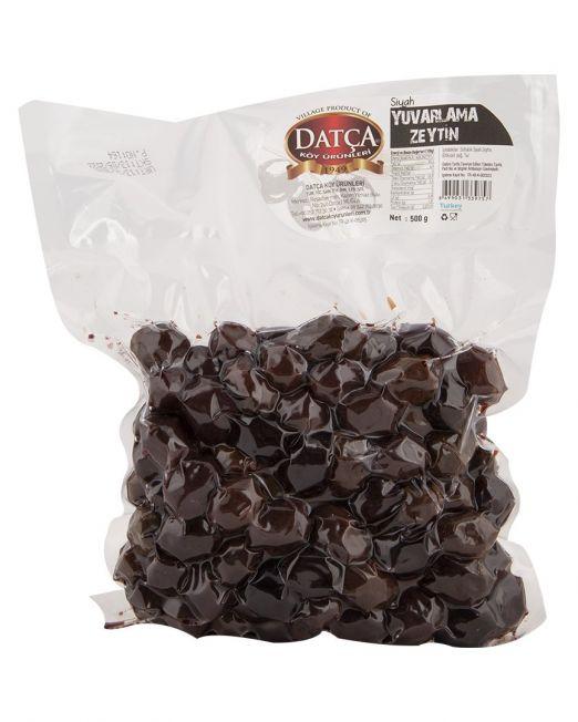 siyah yuvarlama zeytin 500 gr